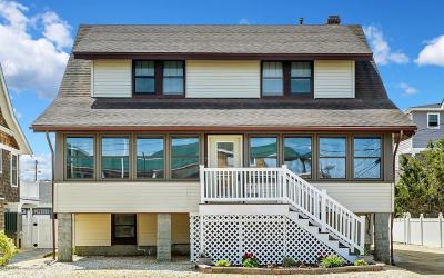 Seaside Park Single Family Home Under Contract: 47 7th Avenue