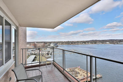 Red Bank Condo/Townhouse For Sale: 28 Riverside Avenue #8n