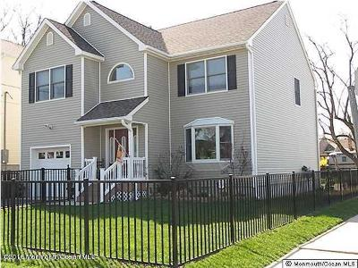 Middletown Single Family Home For Sale: 100 Seabreeze Avenue