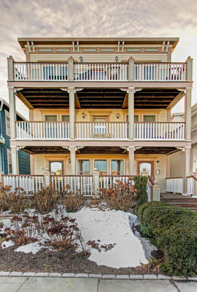 Ocean Grove Condo/Townhouse For Sale: 40 Ocean Pathway #F