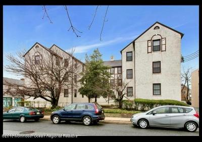 Red Bank Condo/Townhouse For Sale: 17 1c Leroy Place