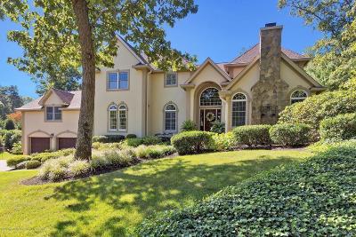 Brielle Single Family Home For Sale: 16 S Tamarack Drive