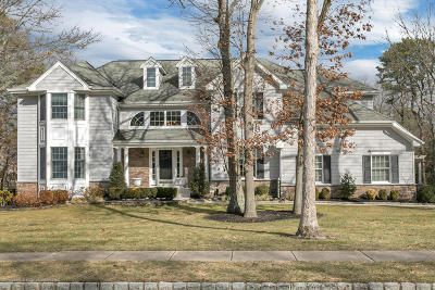 Wall Single Family Home Under Contract: 1424 Winesap Drive