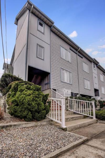 Bradley Beach Condo/Townhouse Under Contract: 113 Lareine Avenue #201