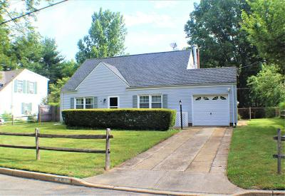 Monmouth County Single Family Home Under Contract: 281 Beechwood Drive