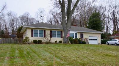 Red Bank Single Family Home For Sale: 208 Rutledge Drive