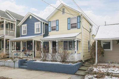 Ocean Grove Single Family Home Under Contract: 112 Clark Avenue #1/2