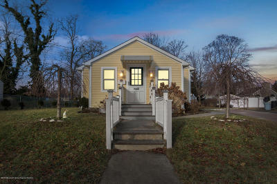 Point Pleasant Single Family Home For Sale: 1153 Ridgefield Drive