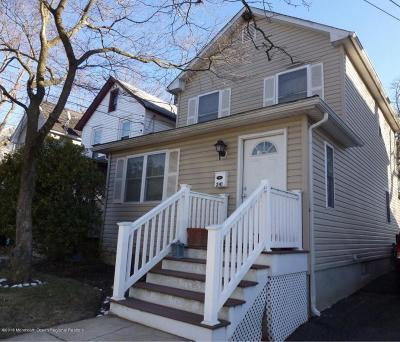 Red Bank Single Family Home For Sale: 241 Drs James Parker Boulevard