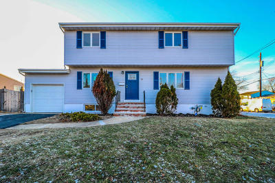 Hazlet Single Family Home Under Contract: 15 Fleetwood Drive