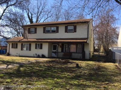 Hazlet Single Family Home For Sale: 6 Wagon Road