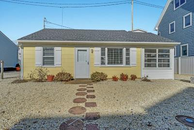 Lavallette Single Family Home For Sale: 124 S Bayside Road