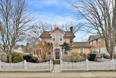 Red Bank Single Family Home Under Contract: 17 Chestnut Street