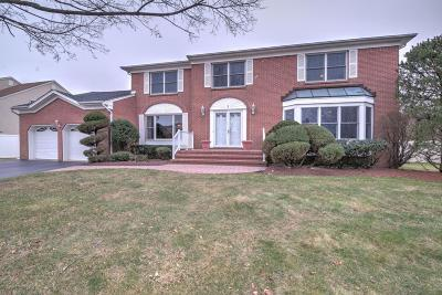 Marlboro Single Family Home Under Contract: 3 Carrie Drive