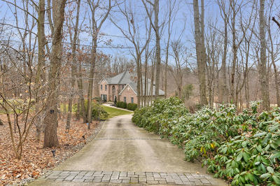 Millstone Single Family Home Under Contract: 11 Pheasant
