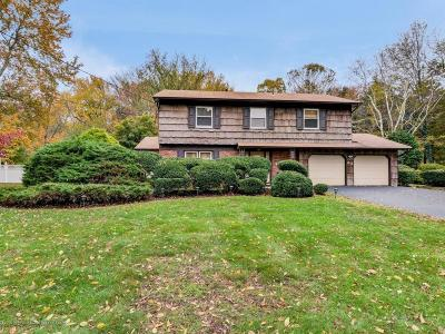 Freehold Single Family Home For Sale: 37 Juniper Drive