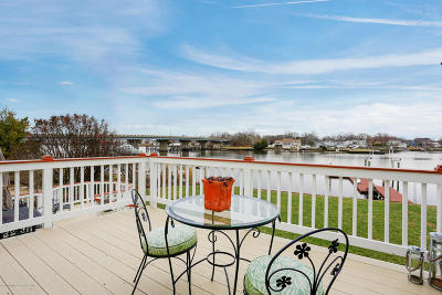 Long Branch, Monmouth Beach, Oceanport Single Family Home Under Contract: 110 Smith Street