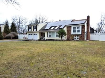 Freehold Single Family Home For Sale: 25 Stiles Place