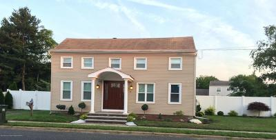 Hazlet Single Family Home For Sale: 306 Stone Road