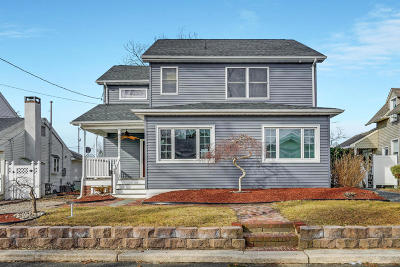Point Pleasant Beach Single Family Home For Sale: 309 Cooks Lane