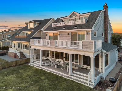 Avon-by-the-sea, Belmar Single Family Home For Sale: 216 Roosevelt Avenue