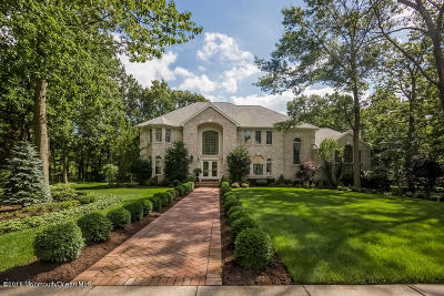 Wall Single Family Home Under Contract: 2121 Friar Court
