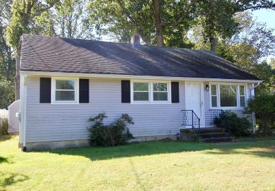 Neptune Township Single Family Home For Sale: 202 Cliffwood Drive
