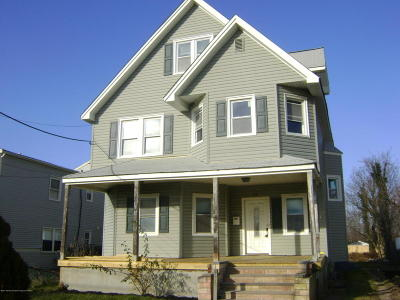 Long Branch Single Family Home For Sale: 95 Cooper Avenue