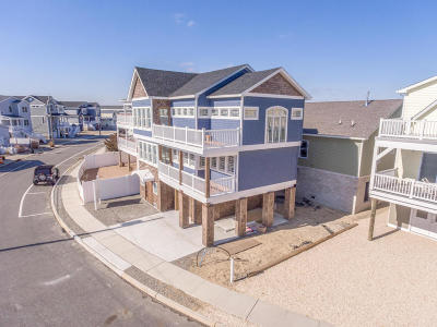 Seaside Heights Single Family Home For Sale: 424 Bayside Terrace