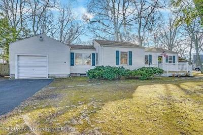 Toms River Single Family Home For Sale: 101 Martin Road