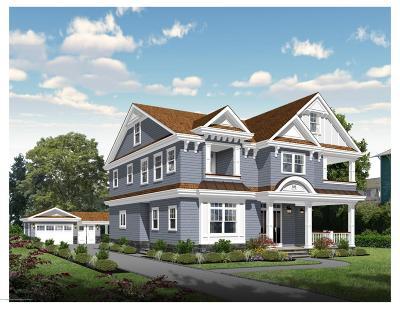 Sea Girt Single Family Home For Sale: 105 Chicago Boulevard