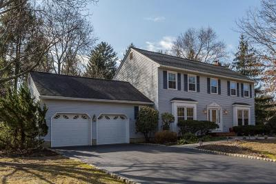 Red Bank Single Family Home For Sale: 16 Todd Drive