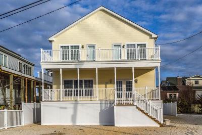 Seaside Park Single Family Home For Sale: 2310 S Bayview Avenue