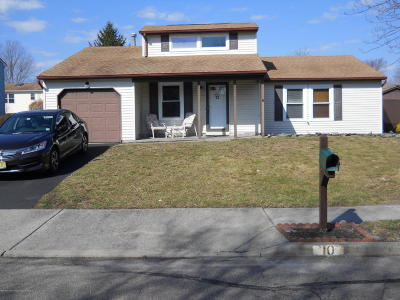 Howell Single Family Home For Sale: 10 Jumping Bush Way