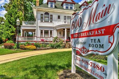 Toms River Single Family Home For Sale: 600 Main Street