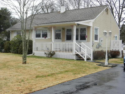 Neptune Township Single Family Home Under Contract: 104 Hemlock Drive