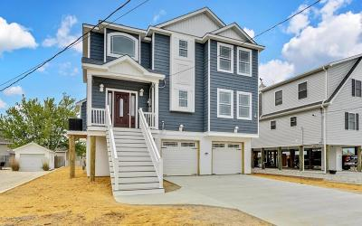 Seaside Park Single Family Home For Sale: 1519 N Bayview Avenue