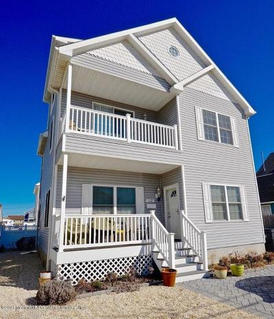 Seaside Heights Single Family Home For Sale: 112 2nd Avenue