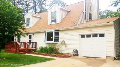 Toms River Single Family Home For Sale: 2204 6th Avenue