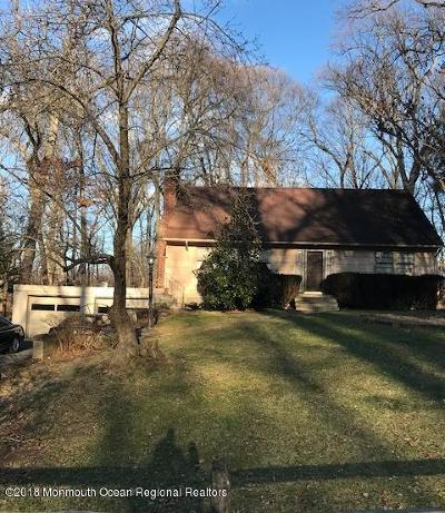 Marlboro Single Family Home For Sale: 50 Roosevelt Avenue