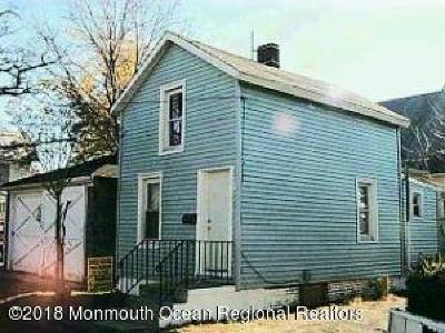 Red Bank Single Family Home For Sale: 13 Earl Street
