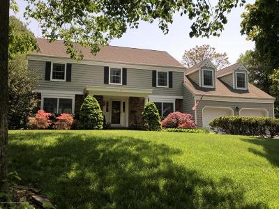 Monmouth County Single Family Home For Sale: 30 Cooney Terrace