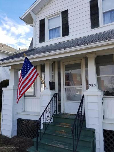 Long Branch Single Family Home Under Contract: 385 Indiana Avenue