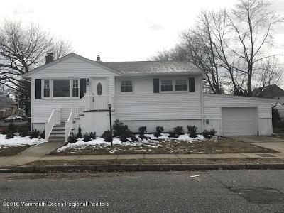 Red Bank Single Family Home For Sale: 75 Carpenter Street