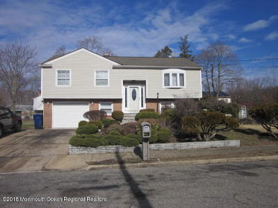 Neptune Township Single Family Home For Sale: 9 Denbo Drive