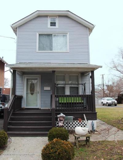 Asbury Park Single Family Home For Sale: 1525 Third Avenue