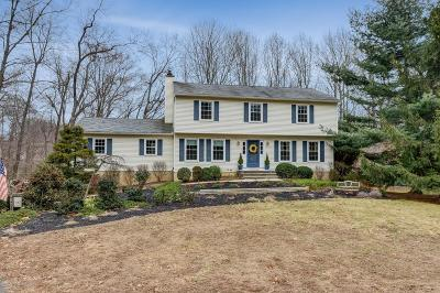 Monmouth County Single Family Home Under Contract: 17 Manalapan Woods Drive