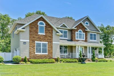 Toms River Single Family Home For Sale: 1737 Symphony Lane