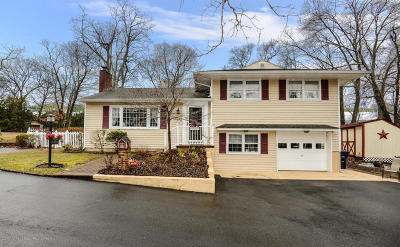 Sea Girt Single Family Home For Sale: 2125 Butternut Road