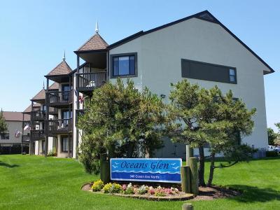 Long Branch Condo/Townhouse For Sale: 340 Ocean Avenue #3b